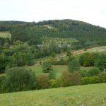 Savita vanuit de heuvels gezien